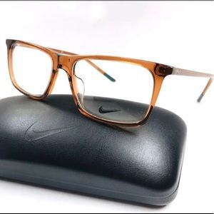 New NIKE 7253 205 El Dorado Eyeglasses 53mm